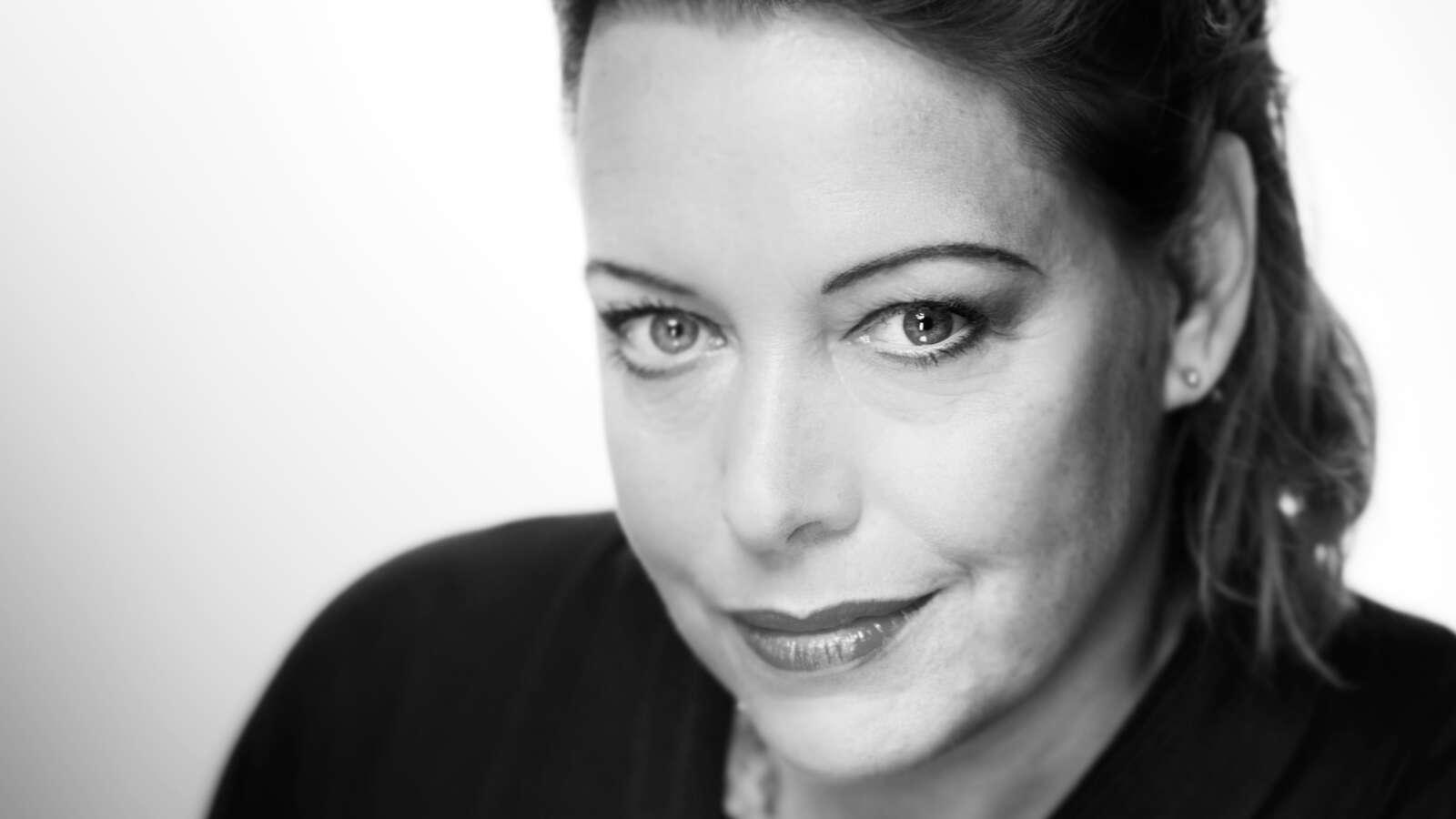 Porträtt av Nina Stemme