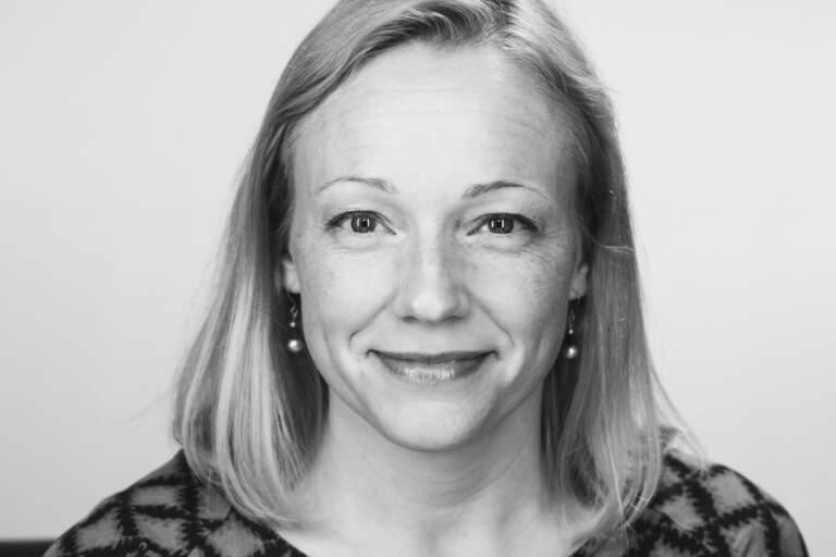 Anna Karlander, koordinator Skapa dans