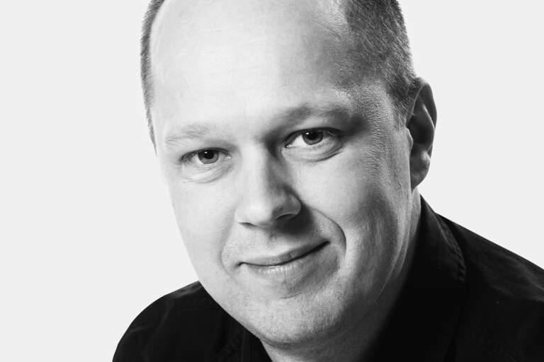Portrait of Lennart Hessle