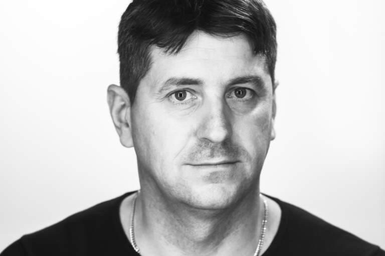 Porträtt av Suad Kuduzovic
